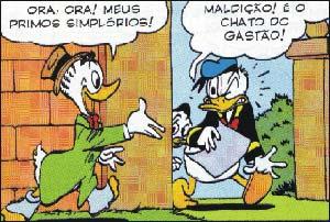 Donald e Gastão