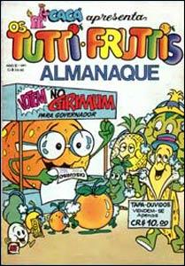 Almanaque Os Tutti-Frutti