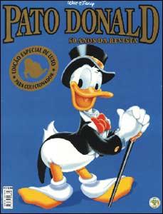 50 anos da revistas Pato Donald