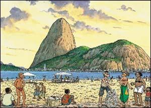 Imagem do álbum Rio de Janeiro, de Jano