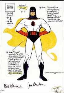 Space Ghost, o original
