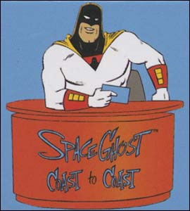 Space Ghost - Coast to Coast