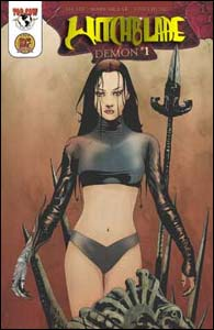Witchblade Demon #1