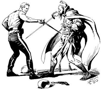 9º lugar: Flash Gordon vs. Imperador Ming