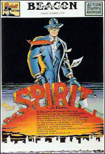 9º lugar: The Spirit