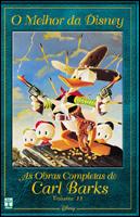 O Melhor da Disney - As Obras Completas de Carl Barks - Volume 11