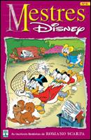 Mestres Disney # 6 - Romano Scarpa