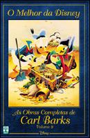 O Melhor da Disney - As Obras Completas de Carl Barks - Volume 9