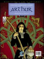 Arthur - Uma epopéia celta: Capítulo 1 - Merlin, o louco