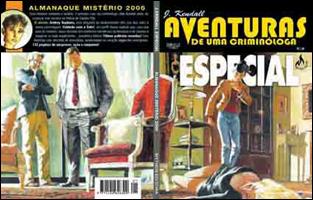 J. Kendall - Aventuras de uma Criminóloga - Especial # 1