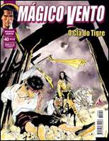 Mágico Vento # 40
