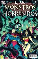 Liga da Justiça: Monstros Horrendos # 1
