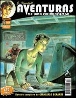 J. Kendall - Aventuras de uma Criminóloga # 13