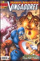 Marvel Apresenta # 18 - A busca pela Mulher-Hulk