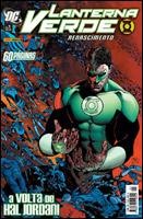 Lanterna Verde - Renascimento # 1