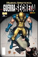 Marvel Apresenta # 20 - Guerra Secreta