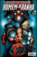 Marvel Millennium - Homem-Aranha # 48