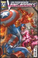 Os Poderosos Vingadores # 19