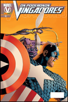 Os Poderosos Vingadores # 18