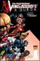 Os Poderosos Vingadores # 21
