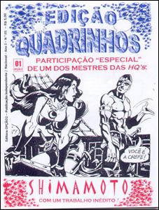 Edição Quadrinhos