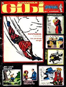 Almanaque do Gibi Nostalgia 01