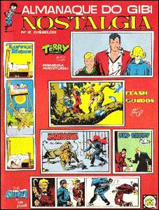 Almanaque do Gibi Nostalgia 02