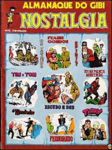 Almanaque do Gibi Nostalgia 05
