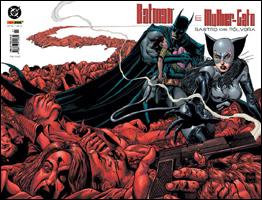 Batman/Mulher-Gato - Rastro de Pólvora # 1