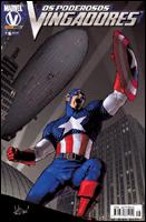 Os Poderosos Vingadores # 16