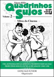 Quadrinhos Sujos - Volume 2