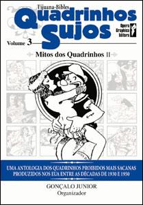 Quadrinhos Sujos - Volume 3
