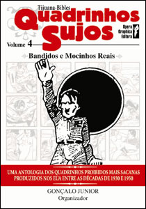 Quadrinhos Sujos - Volume 4