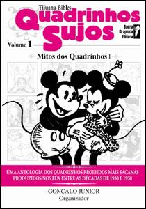 Quadrinhos Sujos - Volume 1