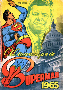 Almanaque Superman 65