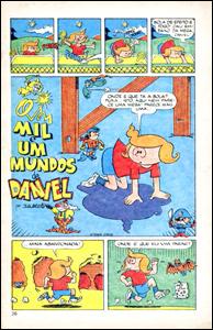 Os Mil e Um Mundos de Daniel