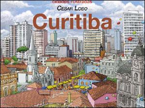 Coleção Cidades Ilustradas: Curitiba