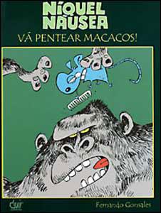 Níquel Náusea - Vá Pentear Macacos