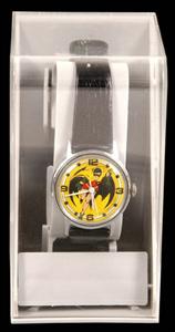 82d0b48cb42 Coleção de relógios antigos com personagens de quadrinhos - UNIVERSO HQ