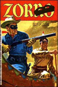 Zorro - O Cavaleiro Solitário