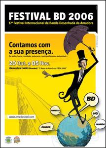 17ª edição do Festival Internacional de Banda Desenhada da Amadora