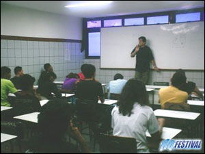 Workshop com Elmano Silva