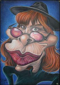 Caricatura Vencedor: Bixigão (Salto/SP)