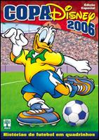 Copa Disney 2006 - Histórias de Futebol em Quadrinhos