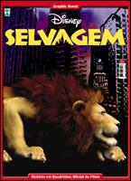 Graphic Novel # 3 - Selvagem - Quadrinização Oficial do Filme
