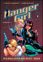 Danger Girl - Perigosamente sua