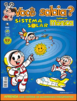 Você Sabia? Turma da Mônica - Sistema Solar