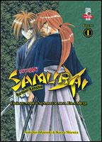 Samurai X - Crônicas de um Samurai na Era Meiji - Volume 1
