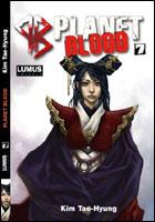 Planet Blood # 7