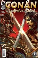 Conan - Os Demônios de Khitai # 4